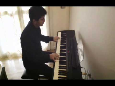 Miley Cyrus - Wrecking Ball - Piano Cover