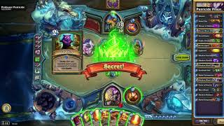 Hearthstone Knights of the Frozen Throne: Cheapish Priest deck for Professor Putricide (2017)