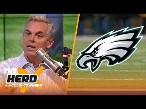 Colin reveals which team's Super Bowl window is open for the next 5 years | NFL | THE HERD