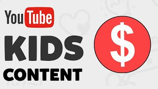 How Will YouTube Kid's Content Video Creators Deal With This!?!