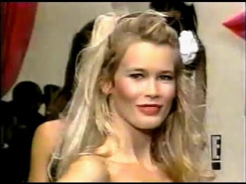 Model Documentary  Claudia Schiffer