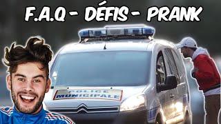 Corrompre la police - (feat. @LeBouseuh Gaming : F.A.Q. - Défi - Prank) - Les Inachevés
