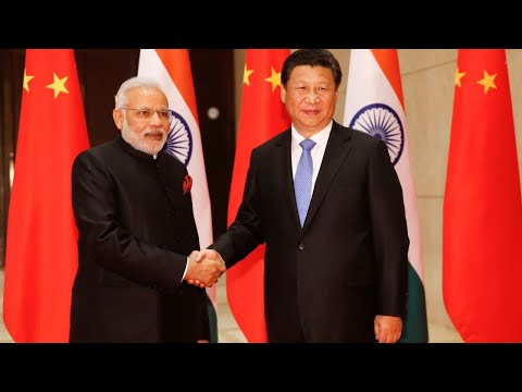 China hails 'new starting point' as Modi heads to Wuhan