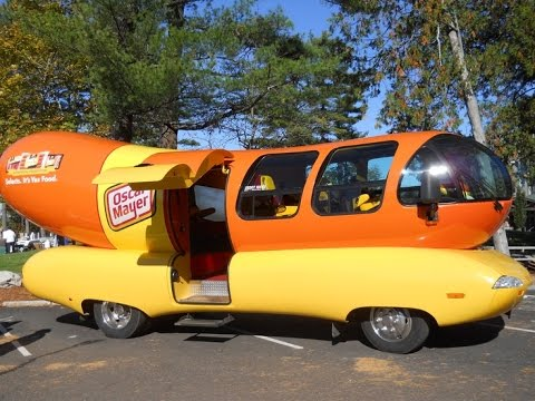 check out this oscar mayer wienermobile vehicle youtube. Black Bedroom Furniture Sets. Home Design Ideas