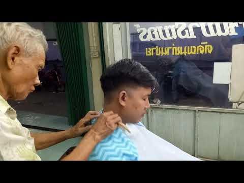 Stefan the barber - สุพจ บาร์เบอร์ ( กาญจนบุรี )