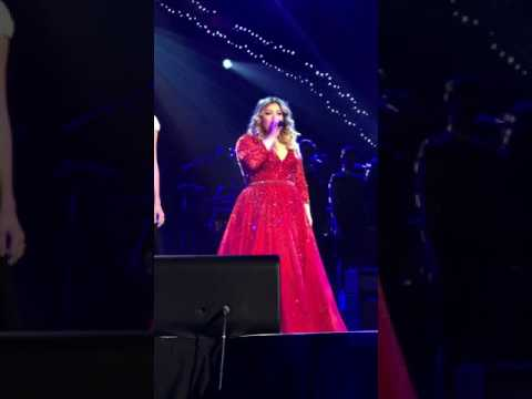 Kelly Clarkson- Oh Come Emanuel live at MIB