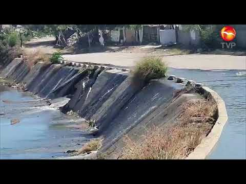 Fuga de aguas negras recurrente en Real Pacífico