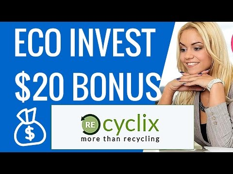 RECYCLIX - Get a €20 Welcome Gift - Make Money with Waste - Recyclix.com