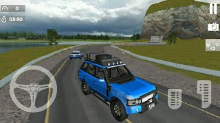 Real land cruiser drive : jeep game - android gameplay #androidgames