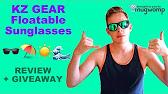 ba7028d220 Amphibia Floating Sunglasses-Caught by Jeff Kriet - YouTube