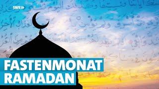 Fastenmonat Ramadan | SWR | Landesschau Rheinland-Pfalz