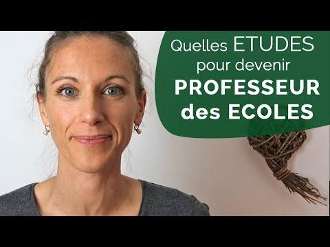 MON PARCOURS SCOLAIRE - ETUDES POUR DEVENIR PROFESSEUR DES ECOLES [VLOG 21]