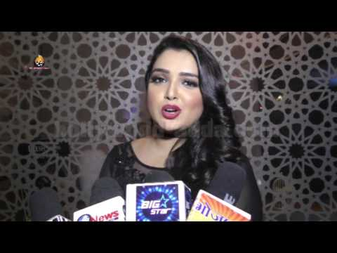 Bhojpuri Actress Amrapali Dubey EXCLUSIVE Interview For Upcoming Project Production No. 4