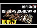 How to clean Reference style Graphics Card - HD 6970 Refurbishment