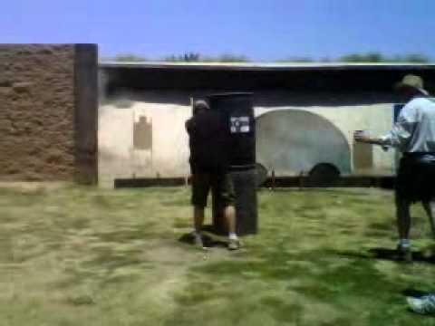 IDPA Match - Prado Olympic Shooting Park