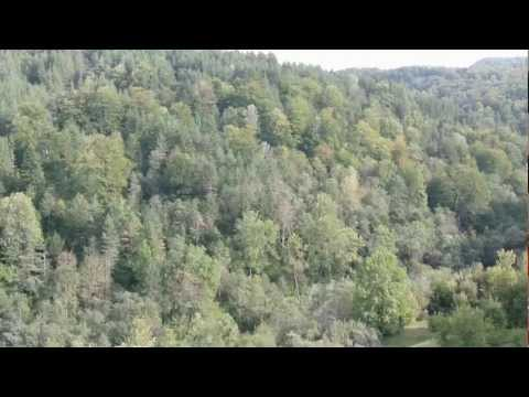 Nature wonder of the EUROPE -the VRANCEA -BUZAU Mountains in ROMANIA 2010 september