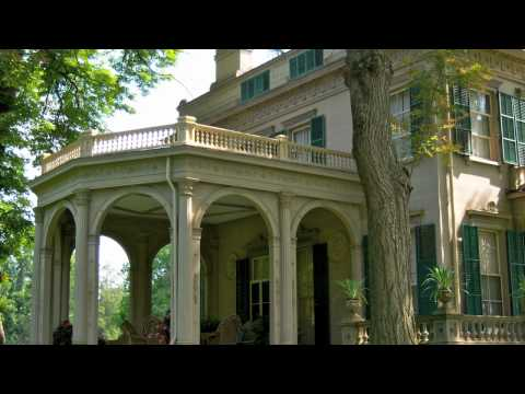 Montgomery Place In Annandale-on-Hudson, NY