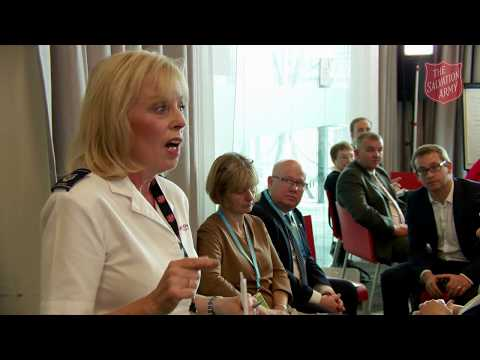 Adult Social Care | Conservative Party Conference Fringe Meeting 2018