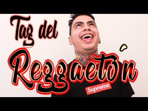 TAG DEL REGGAETON - PARODIA   NICOLAS ARRIETA