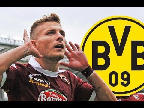 "Ciro Immobile ""Welcome to Dortmund""  Benvenuto a casa !!! (first Interview)"