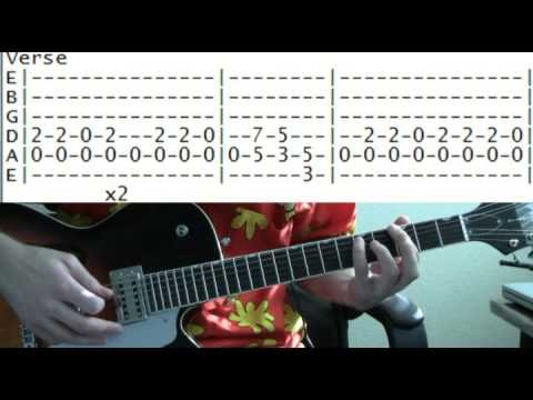 guitar lessons online Foreigner double vision tab