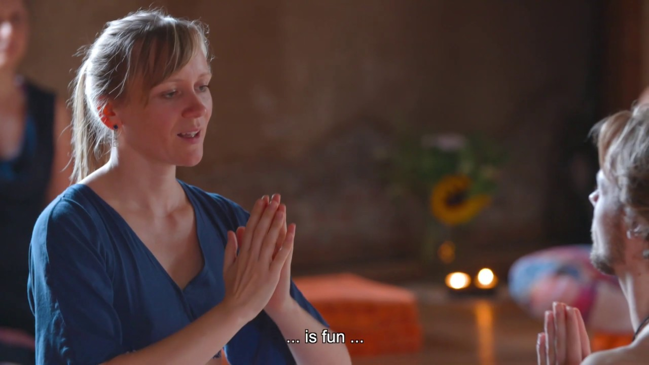 Tantra Massage Weekend Course - YouTube