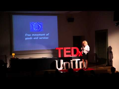 Second-hand Digital Goods - Creative Destruction in Copyright Law: Simonetta Vezzoso at TEDxUniTn