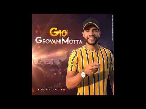 CD G10 Cantor - Ao vivo em Terra Nova 2019.