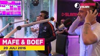 Mafe & BOEF doen 'Niet Van Mij Alleen' live! | Bij Igmar