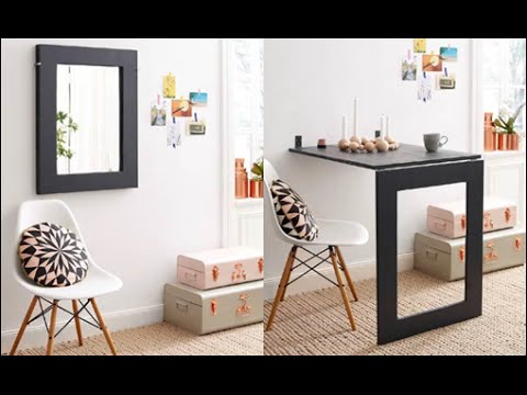 project tutorial klapptisch selber bauen youtube. Black Bedroom Furniture Sets. Home Design Ideas