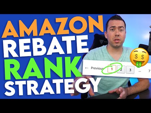 Best Amazon Rebate Strategy For Ranking on Amazon in 2021 Using Landing Cube