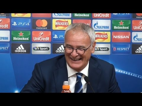 Claudio Ranieri Denies He Is In The Running To Replace Sam Allardyce As England Manager