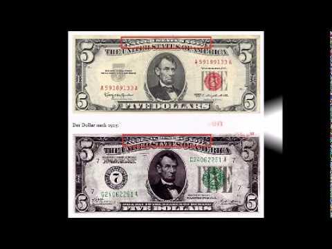 Geld, Banken, Schulden: Das Grund-Prinzip der Federal Reserve Bank FED