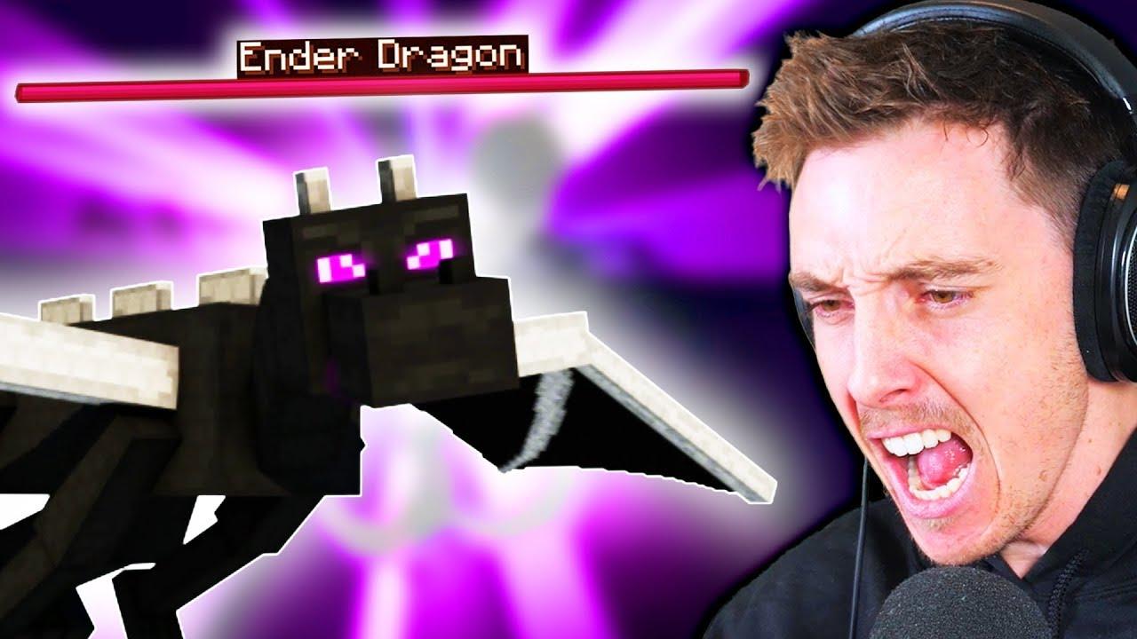 Schlage Minecrafts HARDEST BOSS + video