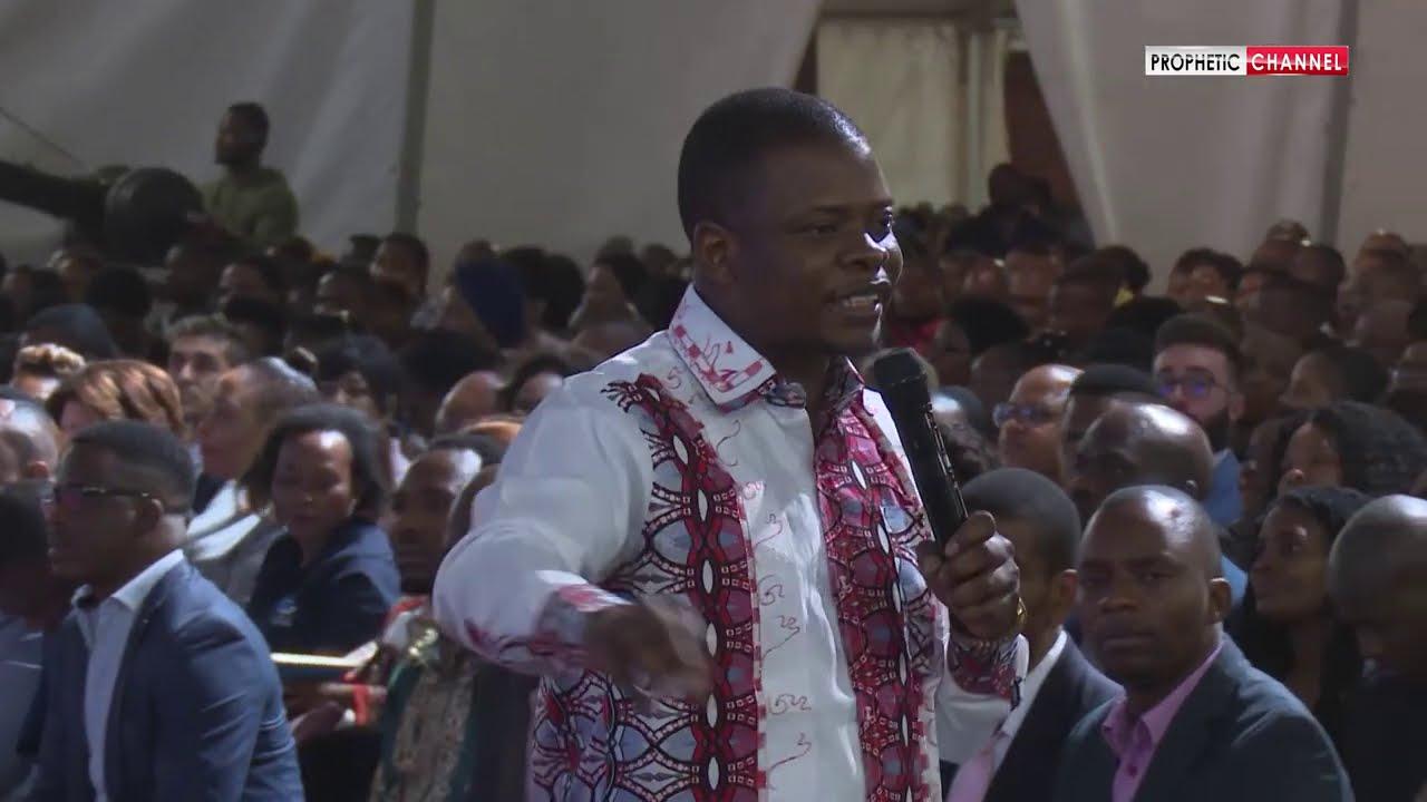 The Prophet's Reward~Prophet Shepherd Bushiri