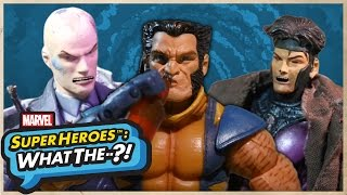 Marvel Super Heroes: What The--?!: Wolverine in