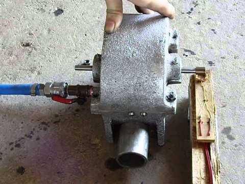 Mini Steam Turbine MK2 - Part 5 - Final