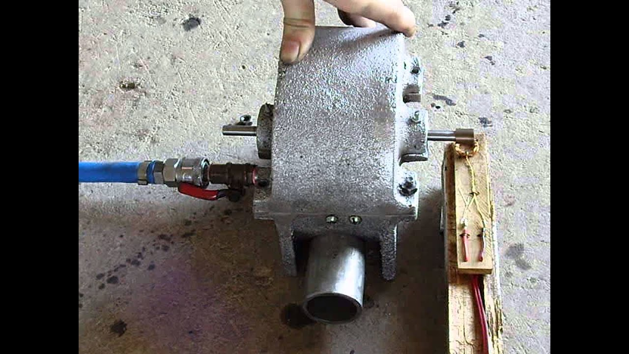Mini Steam Turbine Mk2 Part 5 Final Youtube
