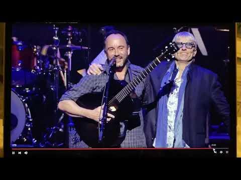 Dave Matthews Love Rocks NYC 3/12/20 Full Set