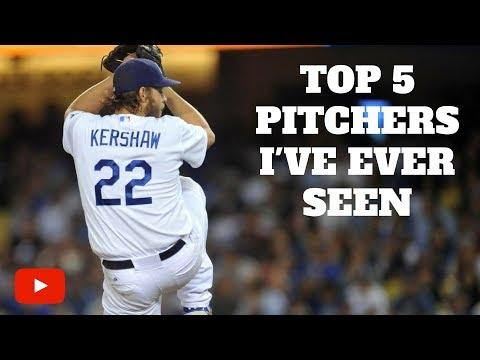 Top 5 Best Pitchers I've Faced
