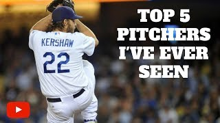 Top 5 Best Pitchers I've Faced Support our page by clicking the lin...