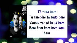 Lartiste - Mafiosa feat. Caroliina ( Paroles - Lyrics)-2018HD
