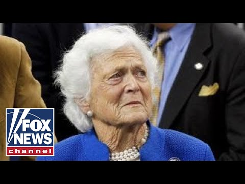 Former first lady Barbara Bush in 'comfort care'
