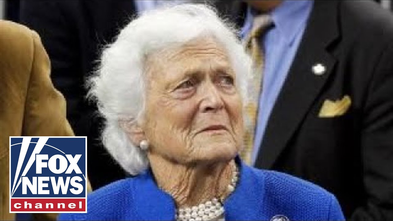 Barbara Bush is seeking 'comfort care.' What does it mean to stop fighting a ...