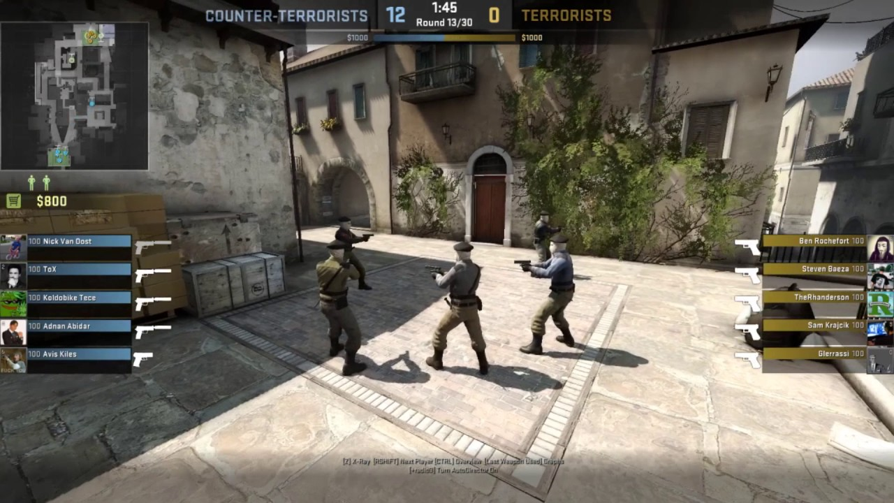 Matchmaking Boost cs go