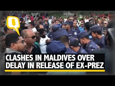 SC Trying to Impeach Prez Yameen, Says Maldives Attorney General | The Quint