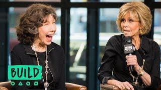 Jane Fonda Recommends A Vibrator