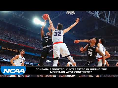 Is Gonzaga thinking about a move to the Mountain West Conference?