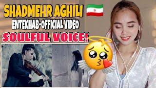 Shadmehr Aghili - Entekhab OFFICIAL VIDEO|FILIPINA REACTION