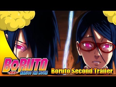 Boruto: Naruto the Movie Trailer 2